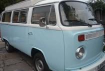 VW Camper T2 Waxoyl