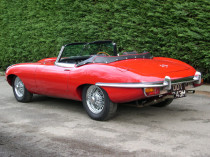 Jaguar E Type Waxoyl