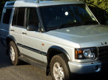 Land Rover Discovery Waxoyl