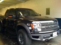 Ford F150 Waxoyl